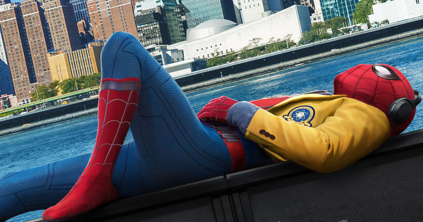 Mais um trailer de Homem Aranha – De Volta ao Lar! Veja nossa reação