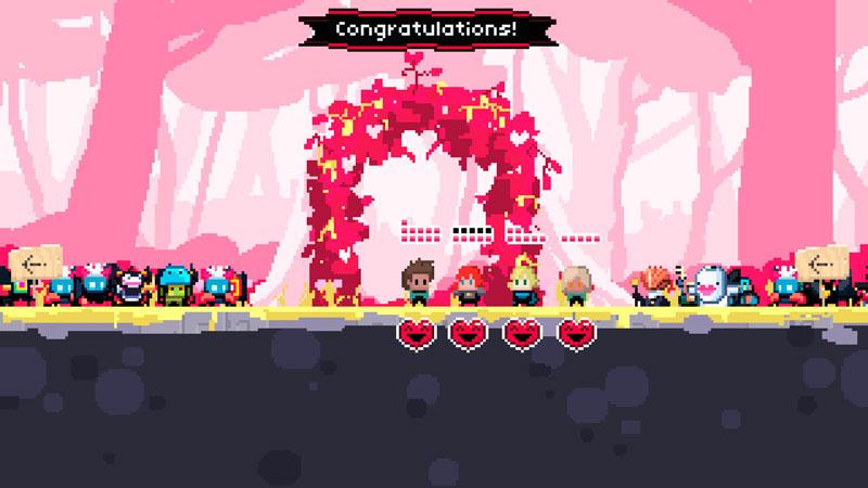 Roguemance mostra como o amor pode ser divertido em um campo de batalha