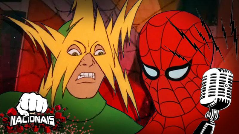 Homem Aranha dos Anos 60: o último episódio redublado