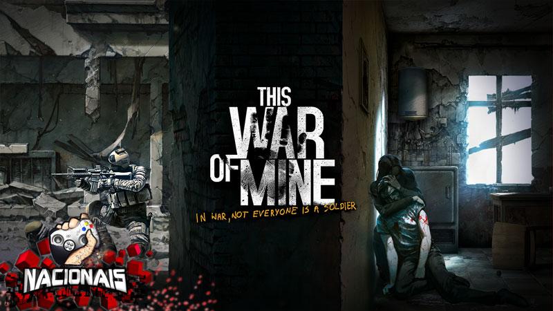 Games da semana: This War of Mine, Sara is Missing e Slender Man