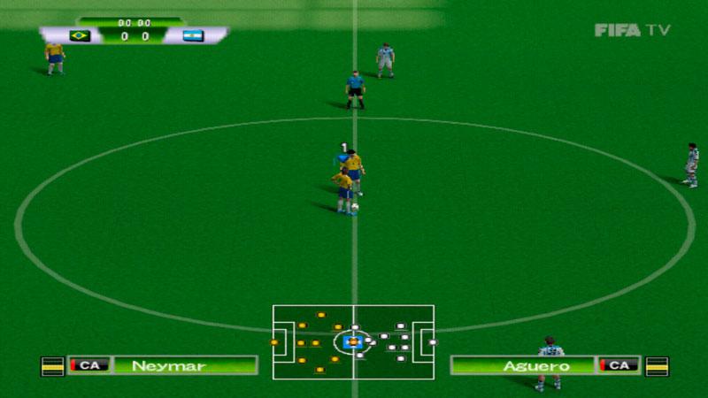 Bomba Patch fura EA Games e anuncia jogo da Copa do Mundo 2018 para PS2