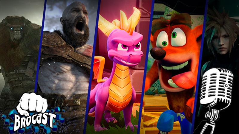 Brocast #7: Jogos antigos e a indústria da nostalgia nos games