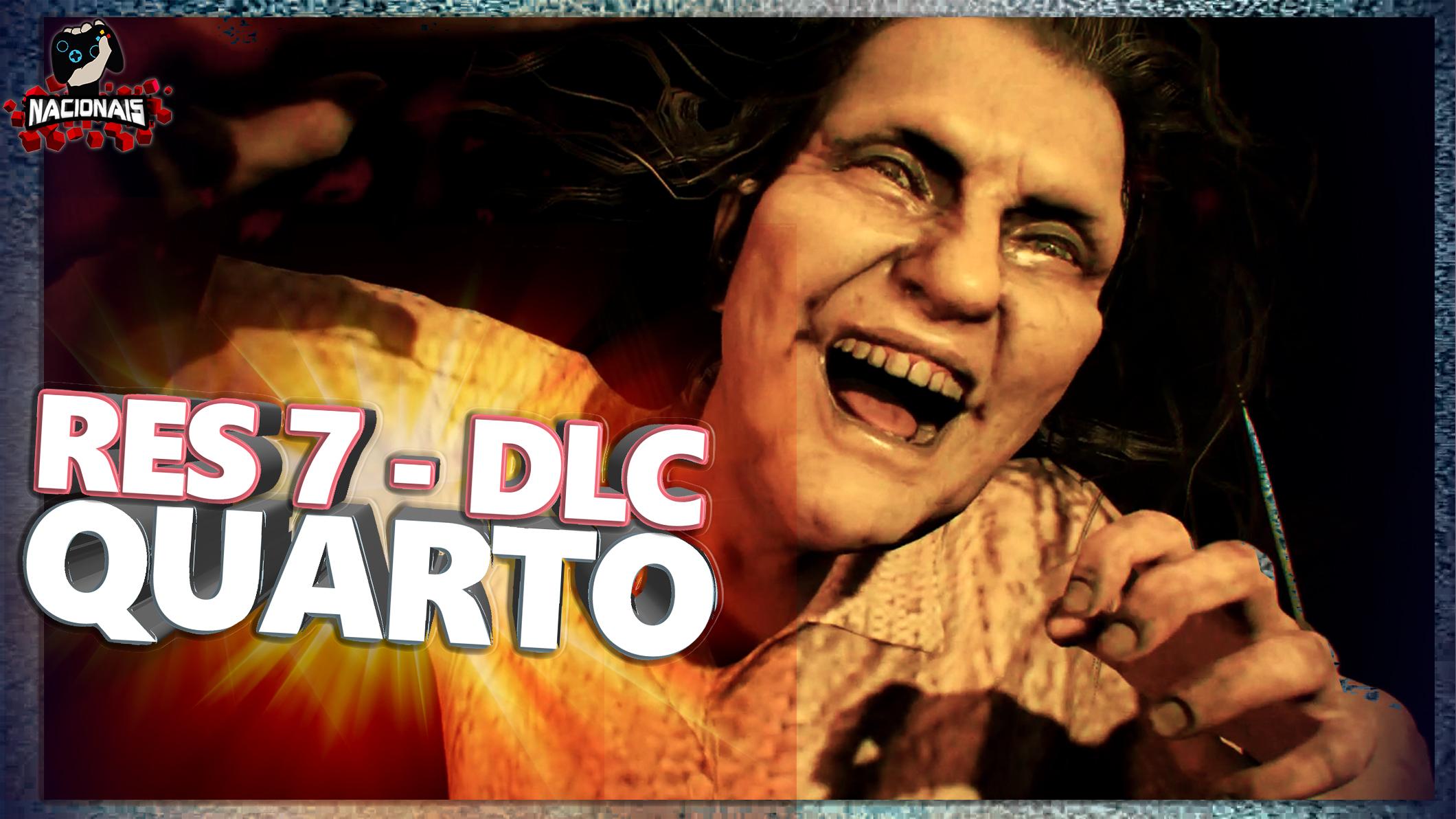 Nós jogamos e fechamos a DLC Quarto de Resident Evil 7!