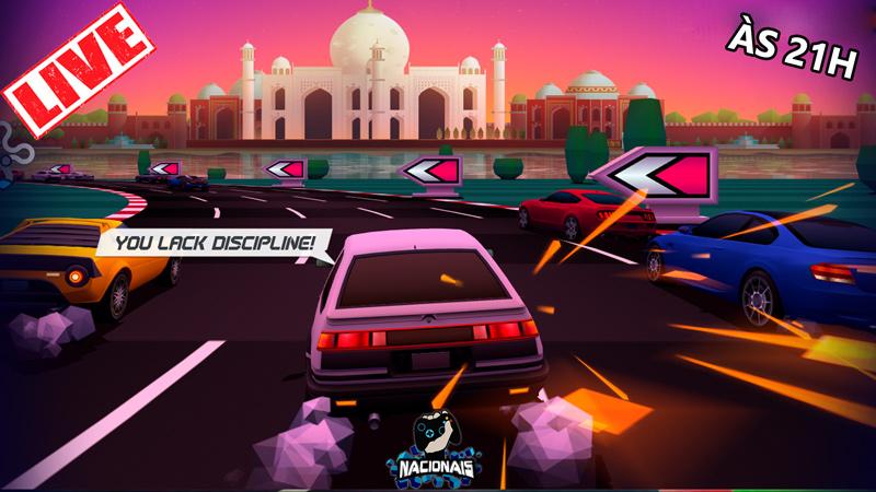 Confira o nosso gameplay de Horizon Chase Turbo, game brasileiro inspirado em Top Gear
