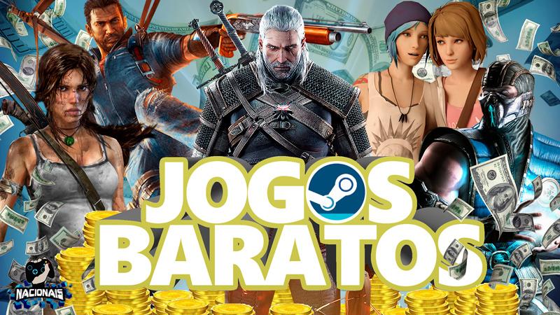 Prepare-se para a Steam Sale: Grandes jogos que estão ficando baratos no PC