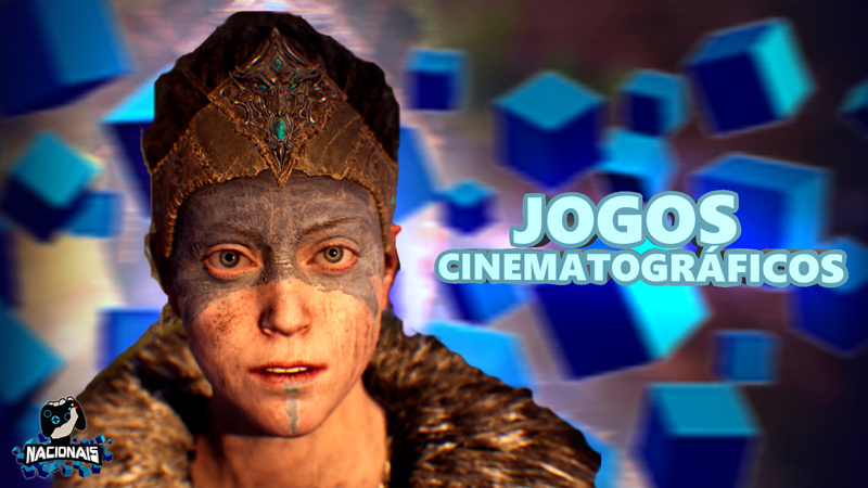 Jogos cinematográficos: conheça os games que capricham na hora de contar histórias