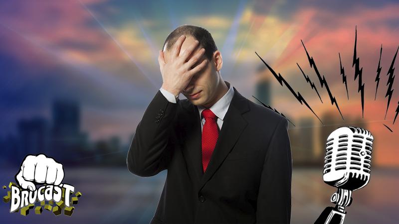 Vida de merda – Falamos de nossas derrotas e dias merdas no Brocast #14