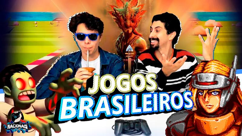 Vai Brazil! Jogos brasileiros que estão chegando e merecem sua atenção
