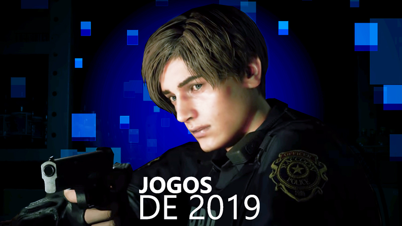 Os jogos mais aguardados de 2019: Resident Evil 2 Remake, Kingdom Hearts 3 e outros