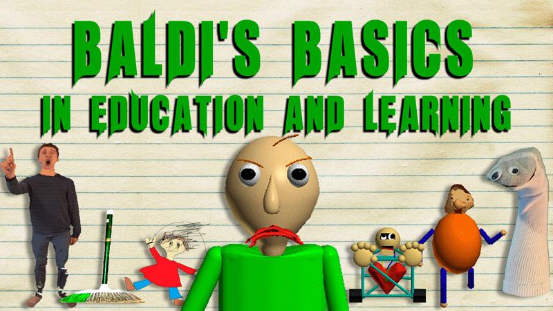 "Veja como mandar bem em ""Baldi's Basics In Education & Learning"" neste detonado"