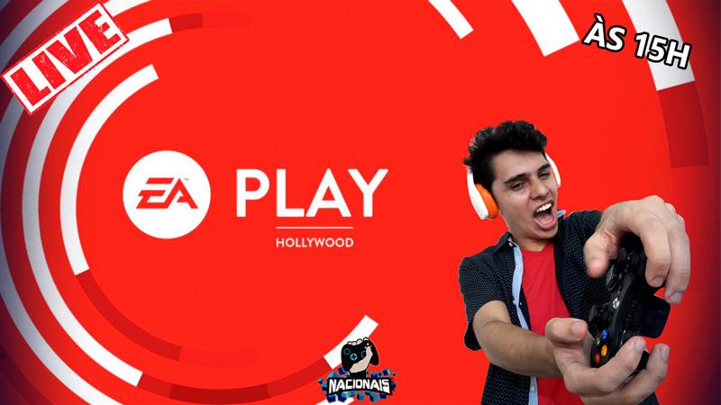 Battlefield V, Anthem e mais: Confira a EA Play com a gente hoje ao vivo, às 15h!