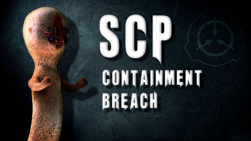 Conheça SCP Containment Breach, onde um simples piscar de olhos pode ser fatal