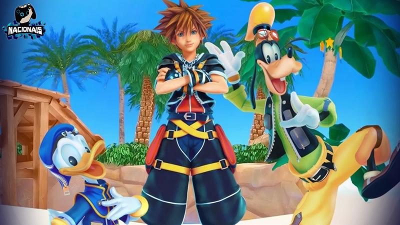 Kingdom Hearts, Final Fantasy e mais: Acompanhe a conferência da Square Enix na E3 ao vivo!