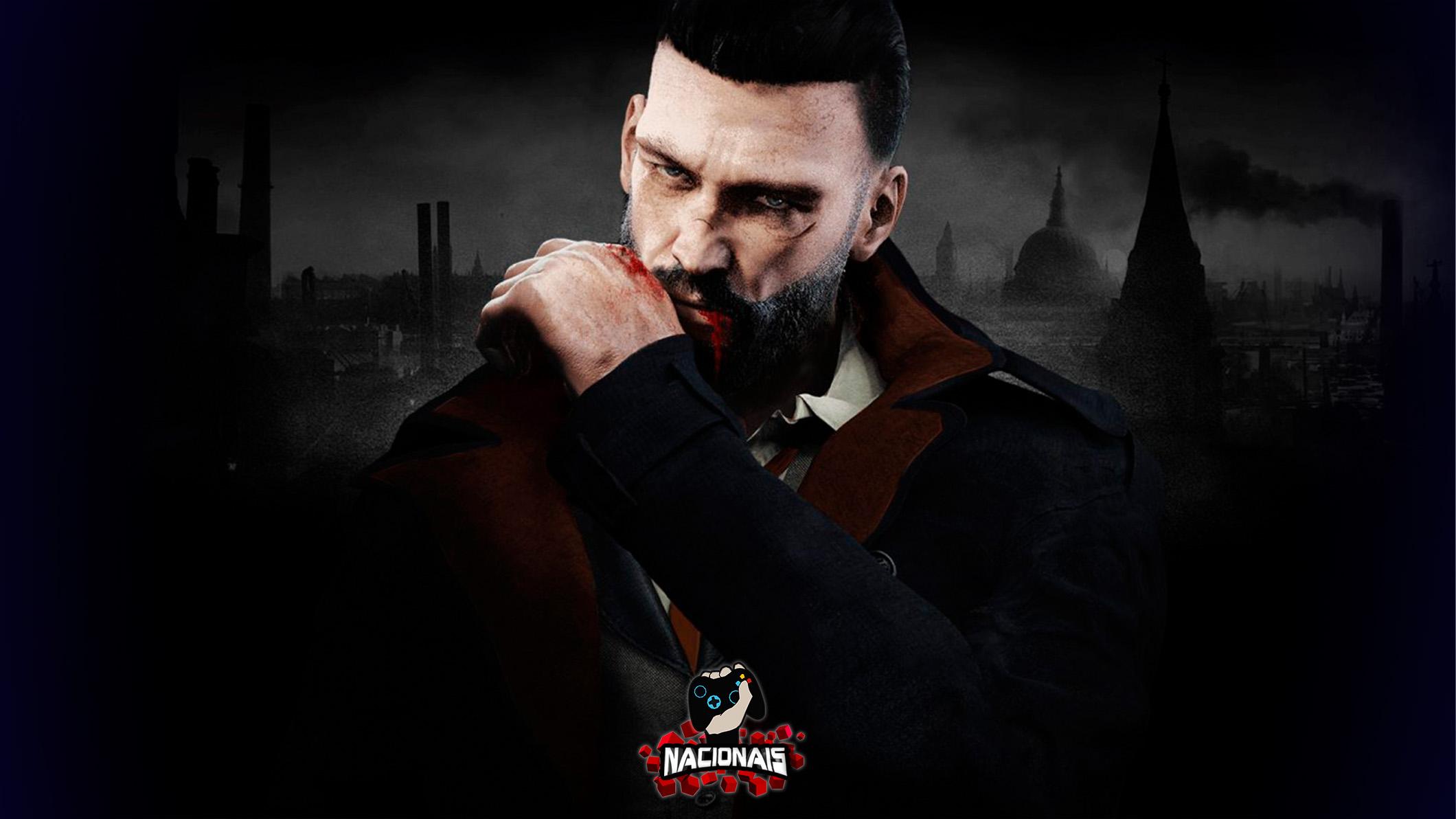 Vampyr: Bancamos o Edward Cullen no gameplay ao vivo do novo game da Dontnod