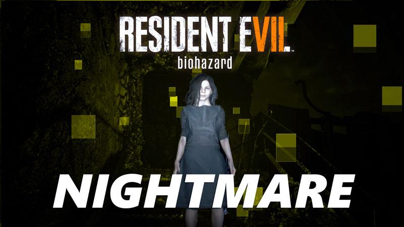 Resident Evil 7 Nightmare é o jogo do nosso gameplay, e o Maruron Games veio pra nossa live!