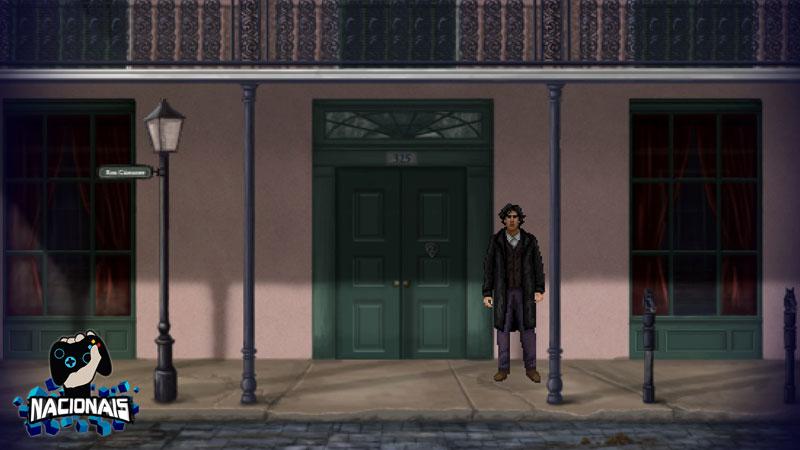 Lamplight City é um baita jogo de detetive, pena que não tem tradução em português – Crítica