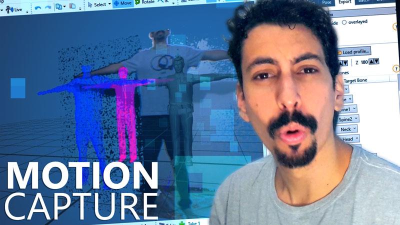 Como fazer Motion Capture com Kinect de Xbox 360 e Unreal Engine