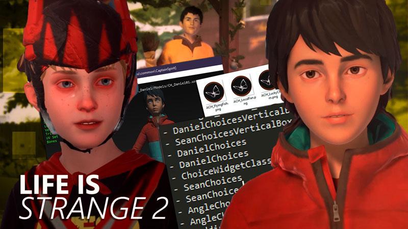 Life is Strange 2 pode ter splitscreen e gameplay com exploração, indicam códigos de Captain Spirit