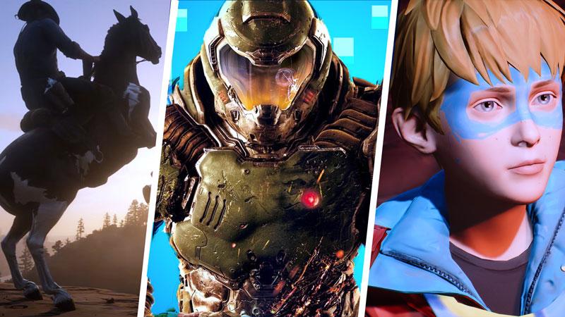 Jornal Nacionais: QuakeCon 2018, trailer de Red Dead 2 e Life is Strange 2 na Gamescom