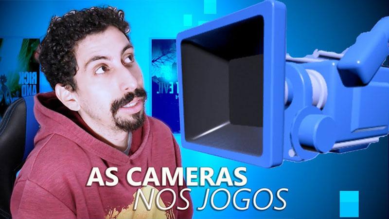 Como funcionam as câmeras nos games? Confira nosso vídeo com exemplo da Unreal Engine 4