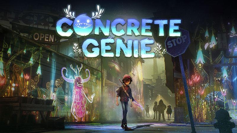 Grafite, pixação e bullying: A relação entre a realidade e Concrete Genie, exclusivo do PS4