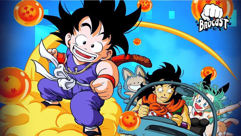 Brocast #24: Relembre a história de Dragon Ball no nosso podcast