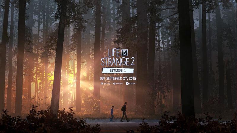 Life is Strange 2: Acompanhe a apresentação e novo trailer ao vivo com a gente