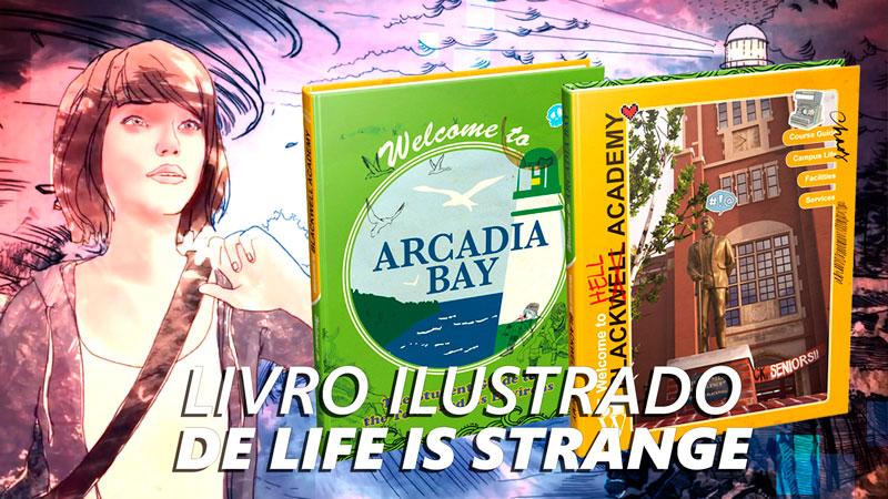 Novo quadrinho de Life is Strange anunciado!
