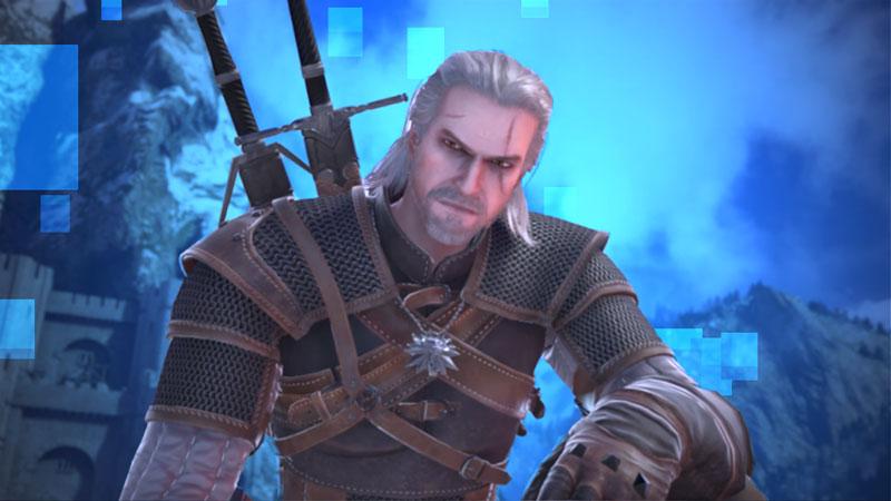Veja como está Geralt de Rivia, de The Witcher, no jogo de luta SoulCalibur 6