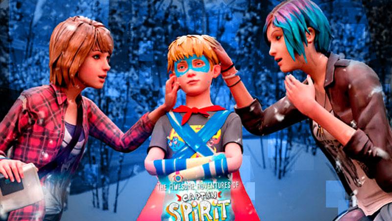 Chris, o Captain Spirit, vai aparecer em Life is Strange 2! Saiba mais sobre essa teoria