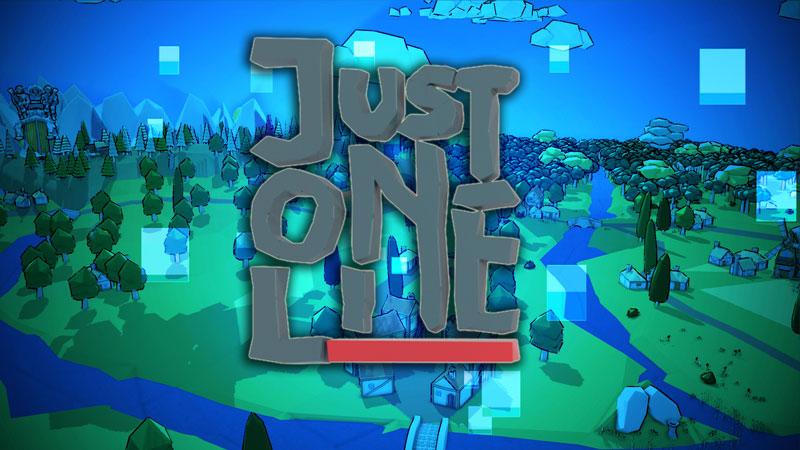 Just One Line é o indie que te coloca para viver a vida de um camponês aventureiro