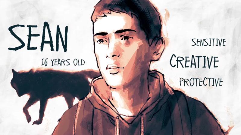 Life is Strange 2 ganha teaser com detalhes da personalidade de Sean, o protagonista do game