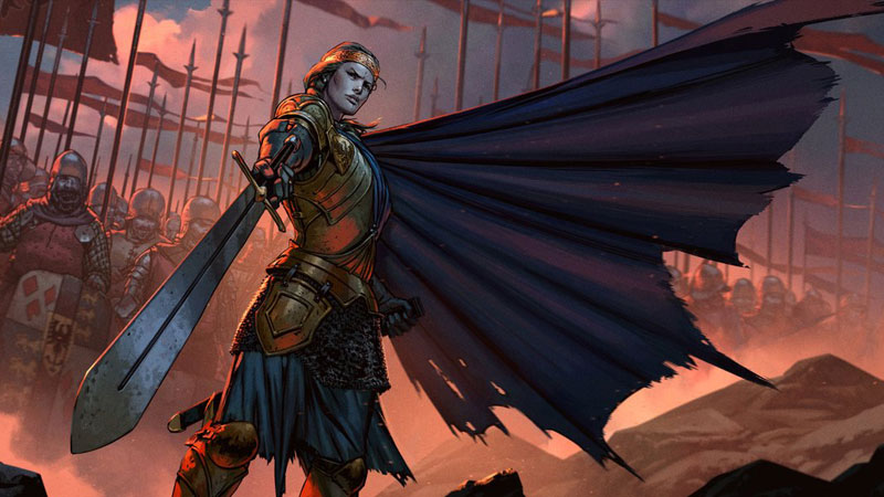 CD Projekt RED anuncia o RPG Thronebreaker: The Witcher Tales