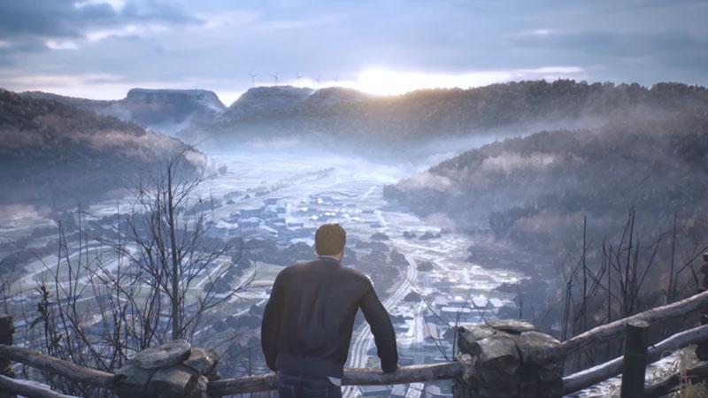 Twin Mirror: Dontnod revela novos detalhes sobre a cidade e protagonista do game