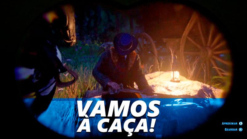 Como caçar em Red Dead Redemption 2? Missão de caça e guia simples