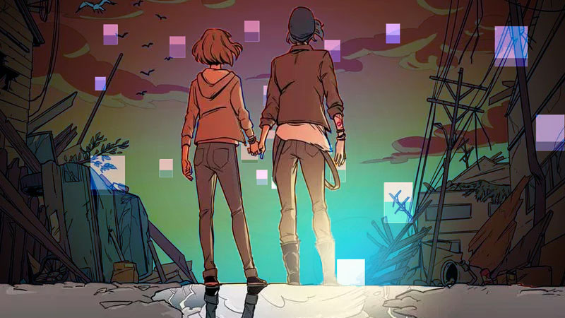Life is Strange: Quadrinho que continua história de Max e Chloe ganha novas capas