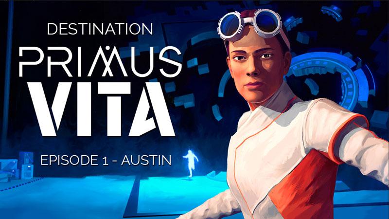 Destination Primus Vita é o game episódico que mistura Mass Effect com Telltale | Jogo Indie