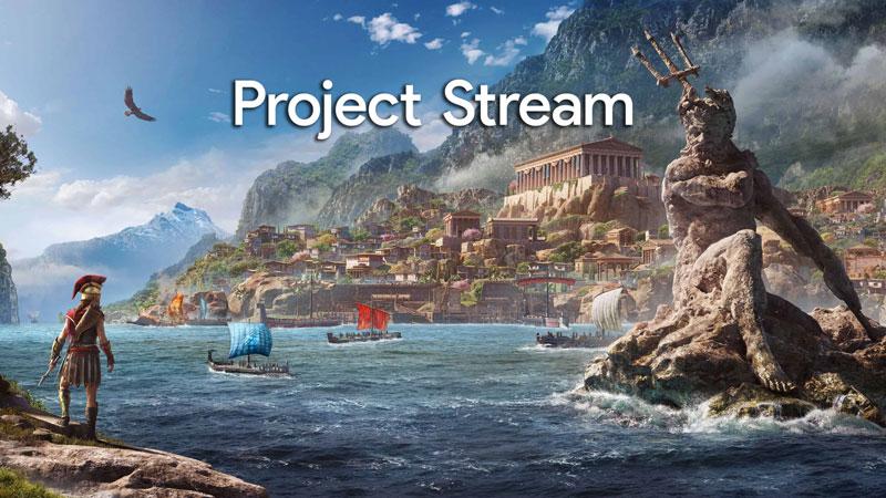Conheça o Project Stream, primeiro grande passo da Google no mundo dos games