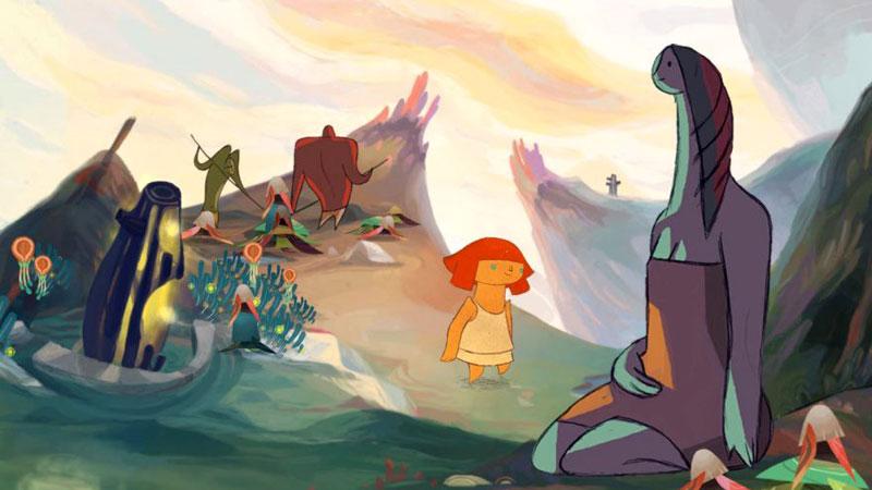 Shrug Island representa a complexidade da arte em forma de jogo independente | Crítica