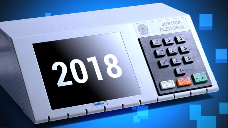 Eleições 2018: É possível rodar jogos na urna eletrônica?