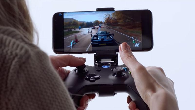 Microsoft xCloud permitirá jogar games do Xbox em smartphones via streaming