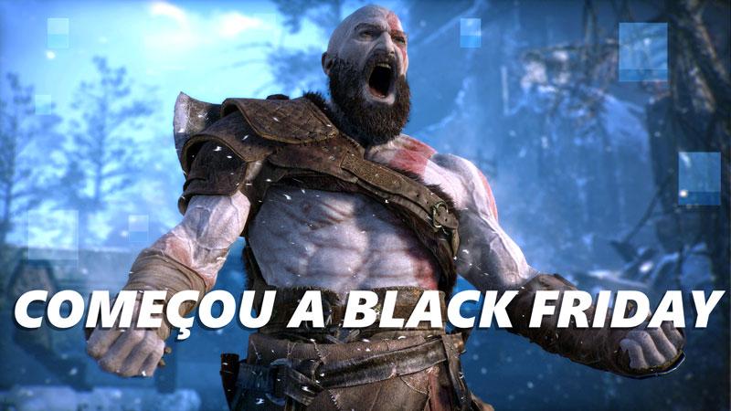 As melhores ofertas da Black Friday, jogo grátis na Humble Bundle e promoção na Play Store