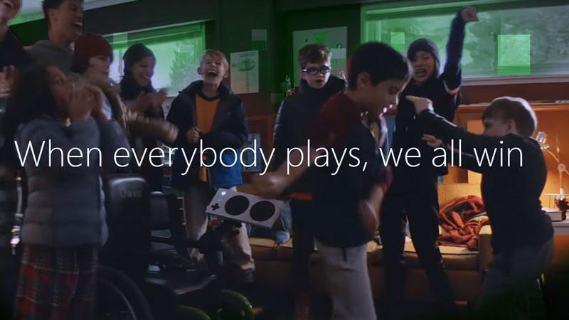 """""""Quando todo mundo joga, todos ganham"""" é o novo mantra do Xbox"""