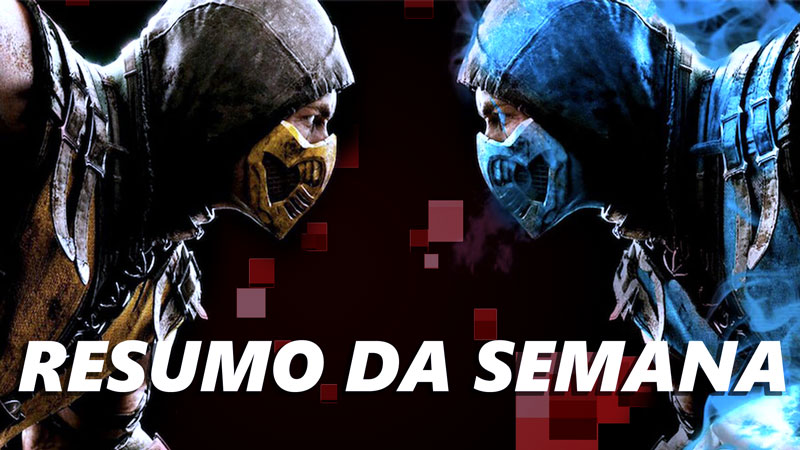 Promoções, Mortal Kombat 11 e o Half-Life 3 feito por fãs são os destaques do Jornal Nacionais