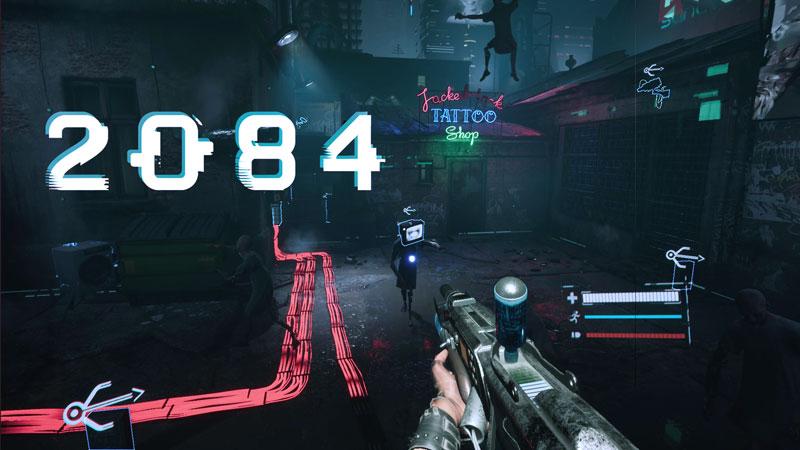 Não aguenta esperar por Cyberpunk 2077? 2084 é o FPS dos criadores de Observer