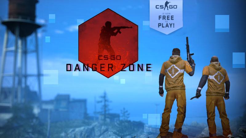 Deu a louca na Valve: CS:GO ganha battle royale e vira free-to-play