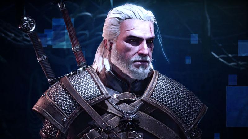 Monster Hunter: World anuncia parceria com The Witcher e terá DLC grátis com Geralt de Rivia