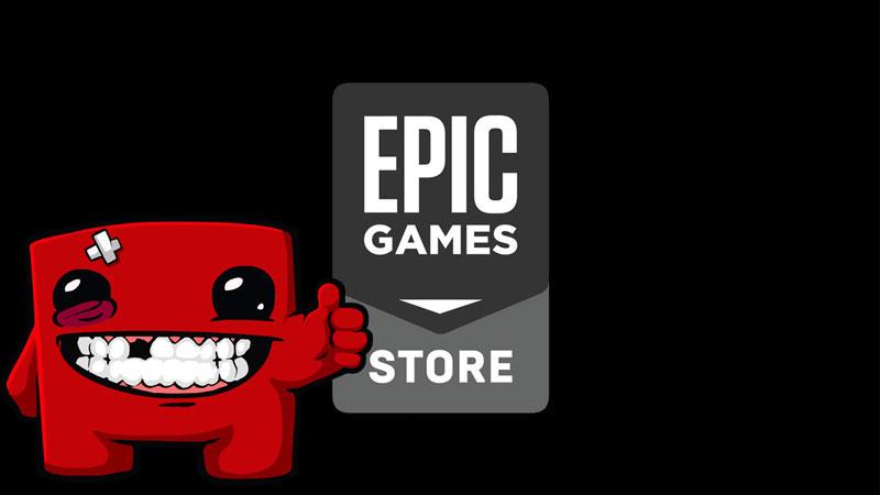 Você pode pegar Super Meat Boy de graça na Epic Games Store! Veja como baixar