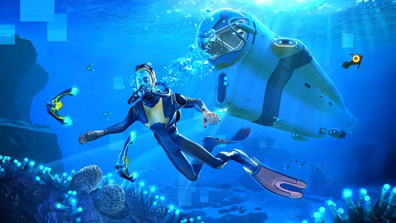 Conheça Subnautica, o jogo de exploração marítima da Unknown Worlds