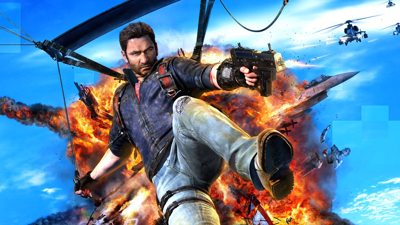 Vamos sortear Just Cause 3 XL Edition e mais um jogo indie! Veja como participar